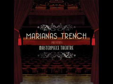 Клип Marianas Trench - Masterpiece Theatre III