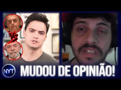 Felipe Neto mudou de opinião sobre Bolsonaro, Fabio Porchat arruína carreira do Diogo Defante