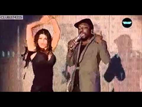 Black Eyed Peas -  My Humps (TMF Awards Live)