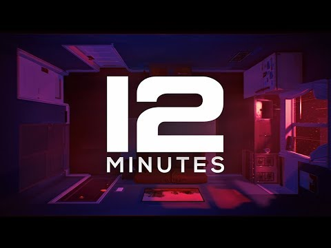 TWELVE MINUTES - Official Cinematic Reveal Trailer | E3 2019