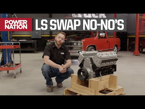LS Swap Do's & Don'ts On A Chevy K1500 - Truck Tech S6, E5