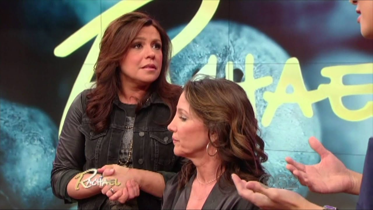 rachel ray breasts flash