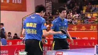 Baixar 2013 China Super League: Wang Liqin / Shang Kun VS Joo Se Hyuk / Lin Gaoyuan [Full Match]