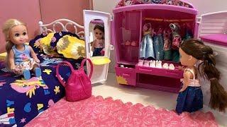 Barbie Morning Routine Kids!