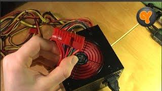 ATX Netzteil ohne Mainboard / PC starten