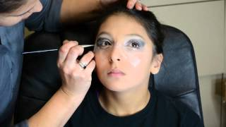 CVC All Star Cheer Makeup Kit and Makeup Instructions