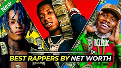 BEST RAPPERS BY NET WORTH (NBA YoungBoy, DaBaby, XXXTentacion & More)
