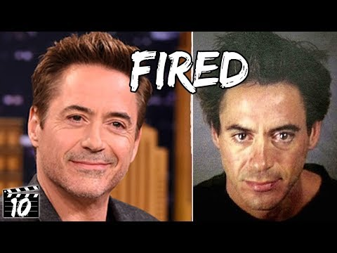 Top 10 Actors Who Were Fired On Set - Part 2