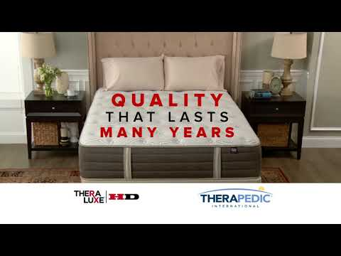 Therapedic TheraLux HD Exclusively at Furniture For Less