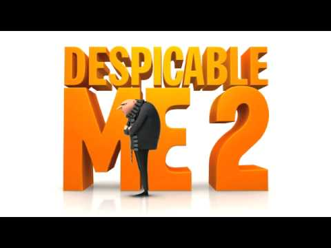 Despicable me 2 I swear.