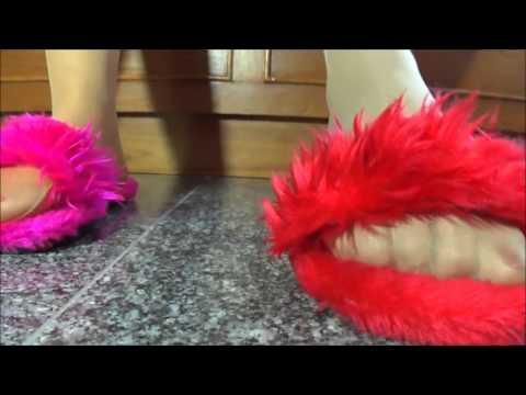 Mistress Mexi S Dominant Feet Up Close Pov Doovi