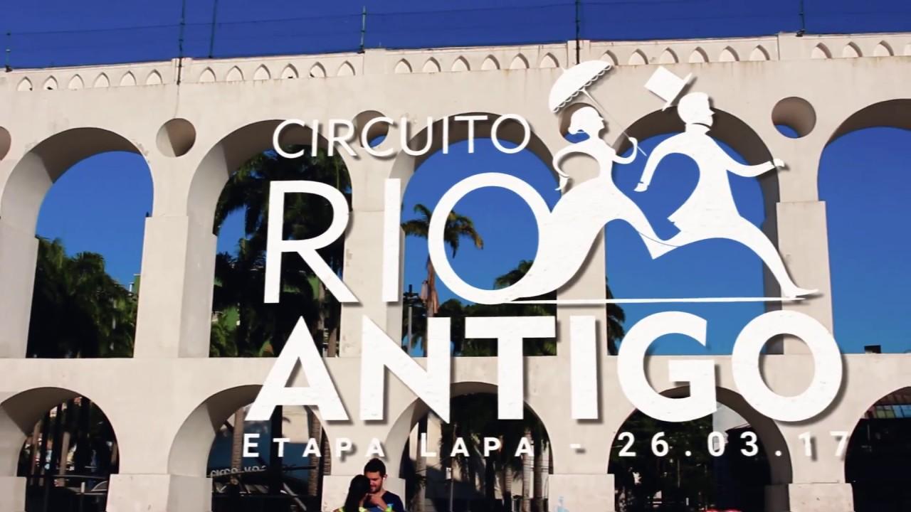 Circuito Rio Antigo : Circuito rio antigo etapa lapa youtube