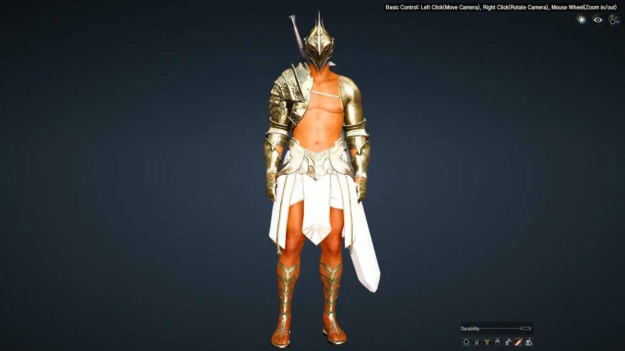 Black Desert Online Goyen Costume