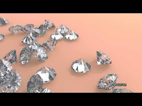 Diamonds Cinema 4D