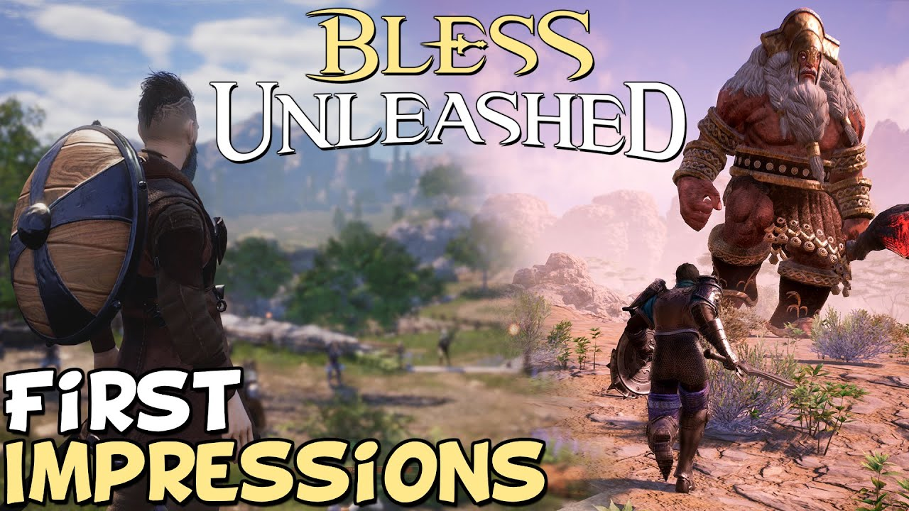 """Download Bless Unleashed PC MMO First Impressions """"Is It Worth Playing?"""""""