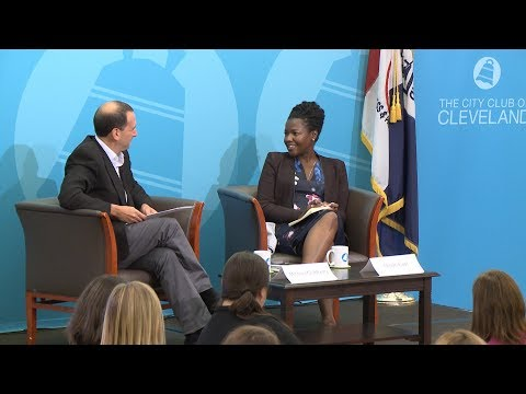 Watch a discussion on LinkedIn and the U.S. workforce live at the Cleveland City Club