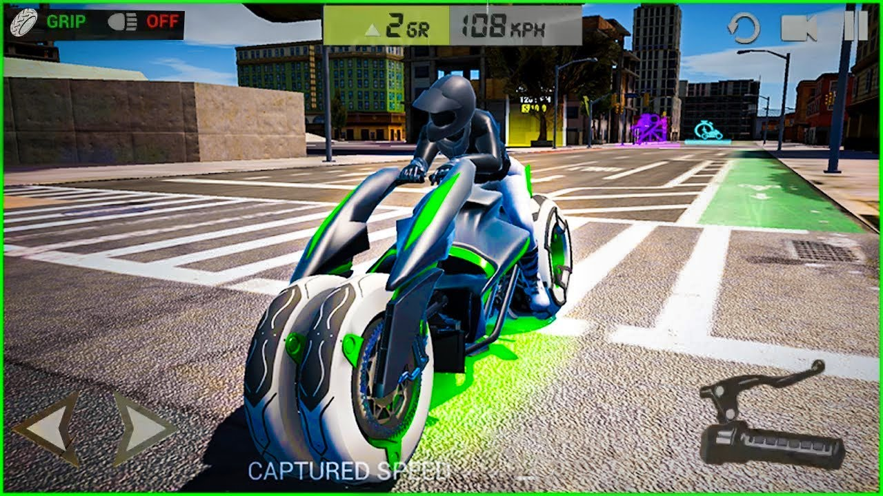 Ultimate Motorcycle Simulator #1 – New Update – Best Bike Game | Android Gameplay FHD