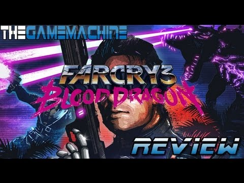 TGM: Far Cry 3: Blood Dragon Review
