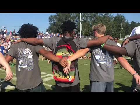 Reeltown High School Homecoming 2018