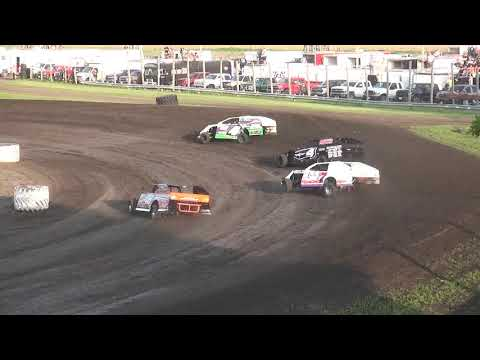 IMCA Modified Heat 1 Benton County Speedway 6/2/19