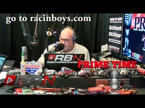 RacinBoys Prime Time April 19