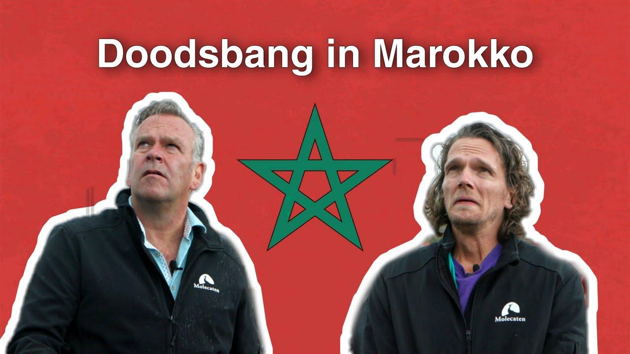 Doodsbang in Marokko! | #REIZENDEPEIZEN [2/4]