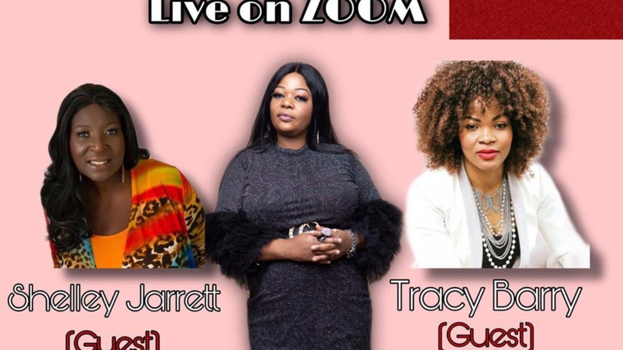 PRESTIGIOUS TALKSHOW - ONLINE INTERVIEW WITH SHELLEY JARRET AND TRACY BARRY (MAY 31, 2020)
