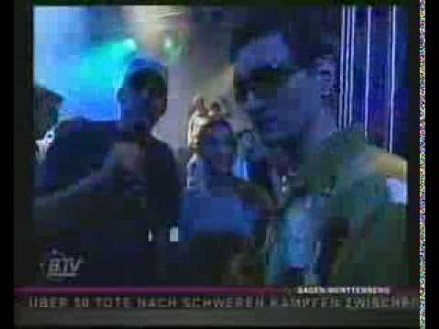 B.TV Rave Party with Woody van Eyden and Rotterdam Blitz Dancers(2/2) 2002