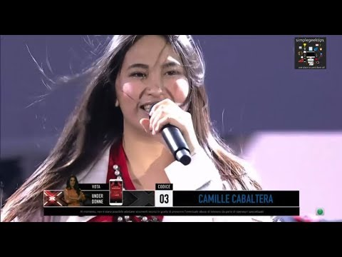 Xfactor 2017 Italy  XF11  Italia Best Performance Live Show 1 Camille