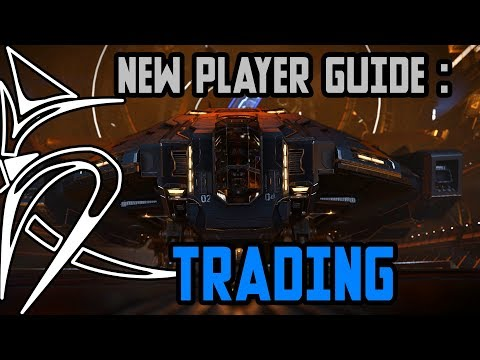 New Player Guide - Trading [Elite Dangerous]