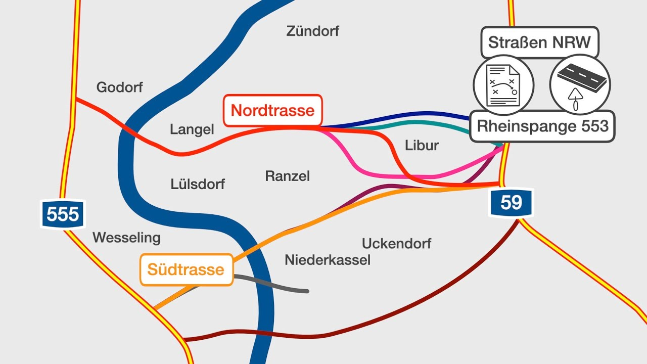 Rheinspange 553