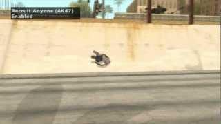 GTA San Andreas: Стиль обезьяны