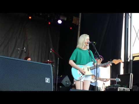 Alvvays - Adult Diversion (Northside Festival 6/13/15)