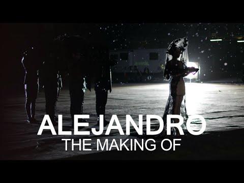 Lady Gaga - Alejandro (The Making Of)