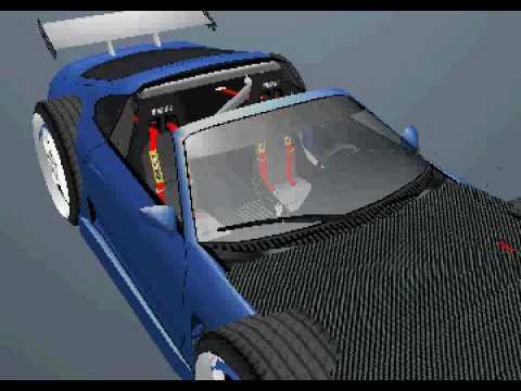 grand theft auto III car mods