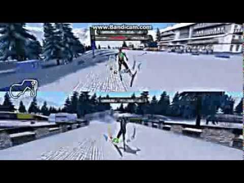 Играем вдвоём #1 - RTL Biathlon 2009