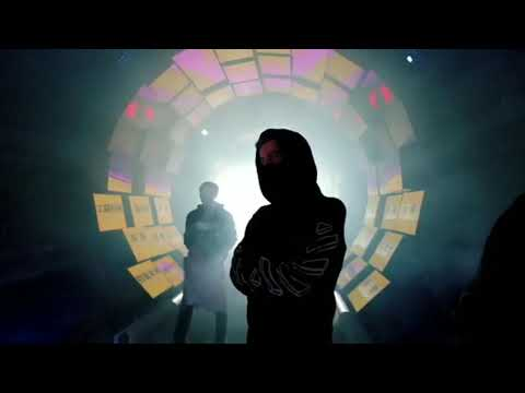 Steve Aoki&Alan Walker - Are You Lonely feat.ISAK (Official Video )