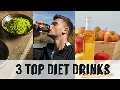 3 Drinks for Fat Loss & Digestion: Apple Cider Vinegar- Thomas DeLauer