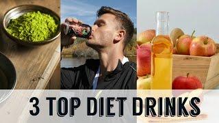 3 Drinks for Fat Loss & Digestion: Apple Cider Vinegar- Thomas DeLauer