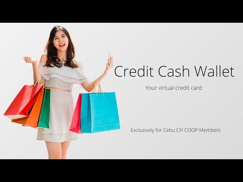 Credit Cash Wallet Instructional Video
