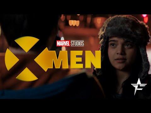 MCU Marvel's X-Men Marvel Intro