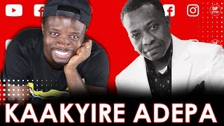 Kaakyire Adepa, the most Inspiring Ghanaian Motivator who will wow you