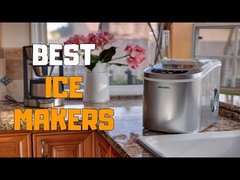 Best Ice Makers In 2020 - Top 6 Ice Maker Picks