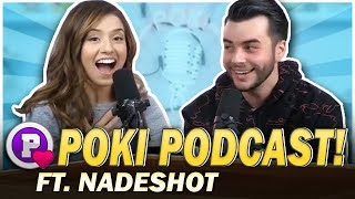 Evolution of eSports + Owning a Business Ft. Nadeshot - Poki Podcast