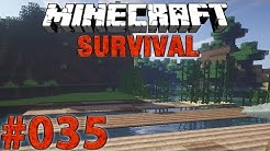 MINECRAFT SURVIVAL #035: Der olle Torfkopp vom Land! «» Let's Play Minecraft