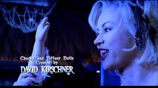 ★TIFFANY STITCHING CHUCKY BACK TOGETHER🔪✂BRIDE OF CHUCKY - OPENING MOVIE SCENE (PT2)💯💀1080pHD✔