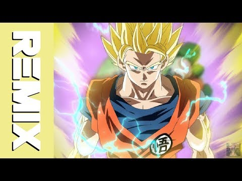 Dragon Ball Super Op2 - Limit Break x Survivor (Simpsonill & Luxe KO Remix) [Extended Version]