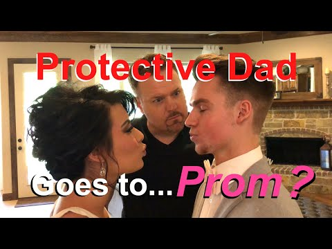 Protective Dad Goes to Prom?
