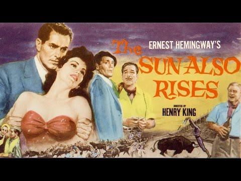 the sun also rises 1957 cast