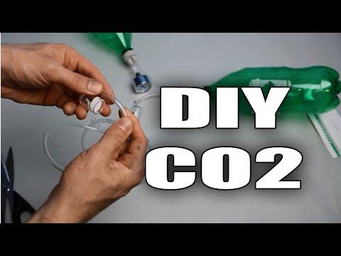 HOW TO: DIY CO2 system for aquarium plants TUTORIAL